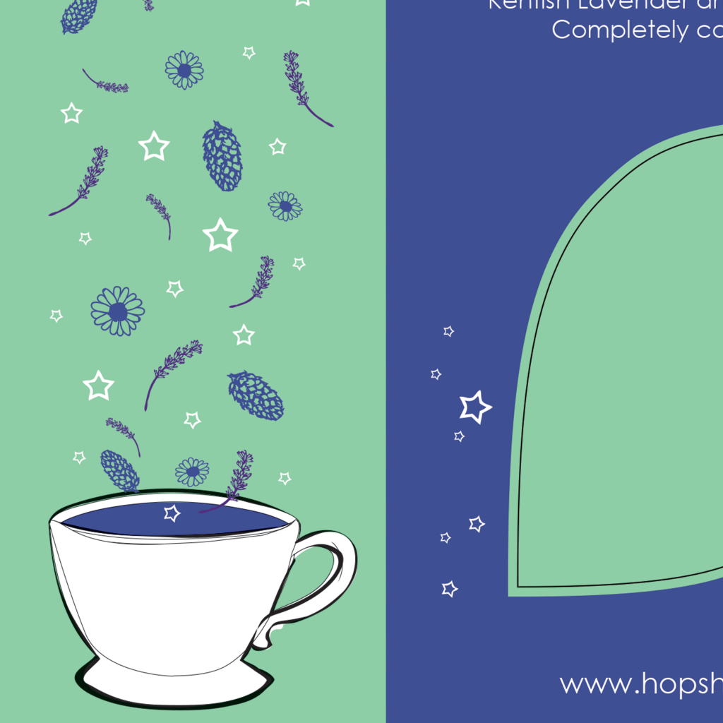 HopShopTea_KENTISH SLEEPY TEA_illustration